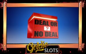 Slot machine cheats deal no deal
