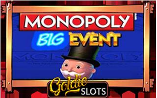 Spiele MONOPOLY Big Event - Video Slots Online