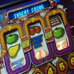 Schnell trifft Spielautomaten