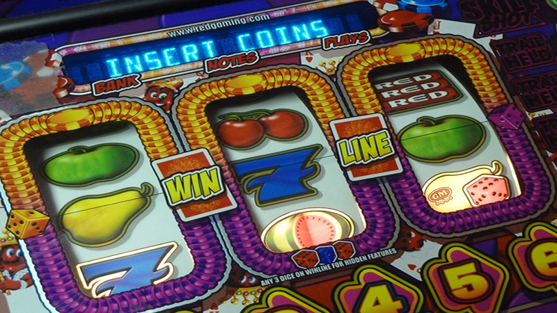 Fruit Machine £100