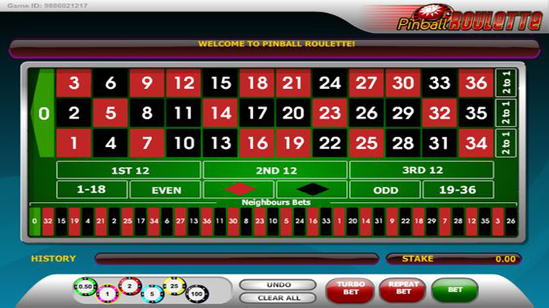 Pinball Roulette Online