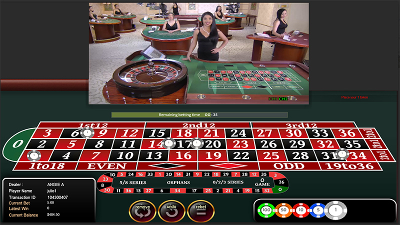 Best UK Casinos for Live Roulette Online