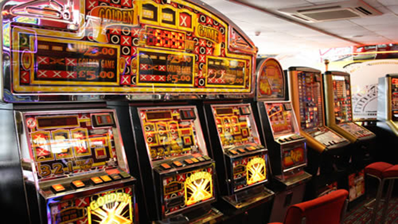 Slot Machines UK