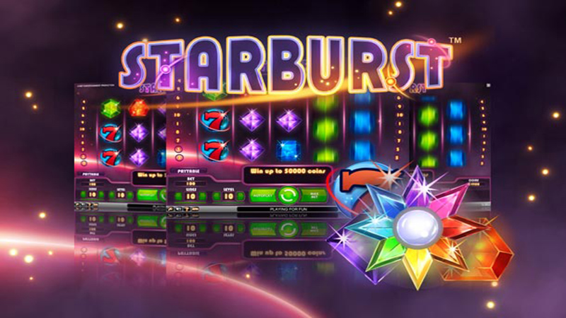 Starburst Slot Machine