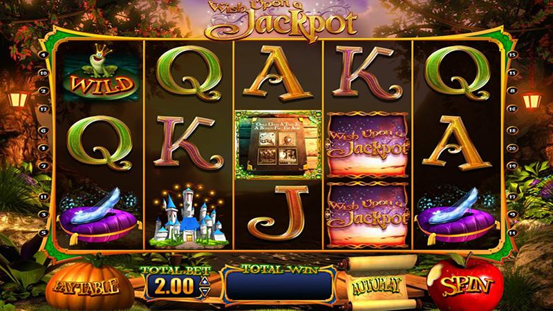 Wish Upon a Jackpot