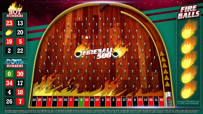 Fireball-500
