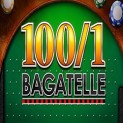 100 to 1 Bagatelle