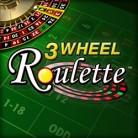 Three Wheel Roulette