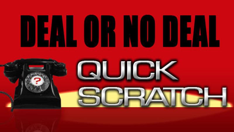 Deal or No Deal Scratch