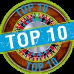 20p Roulette Top 10