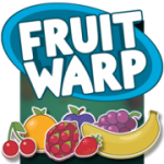Fruit Warp slot logo