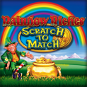 Rainbow Riches Scratch and Match