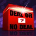 Deal or No Deal Scratch Card